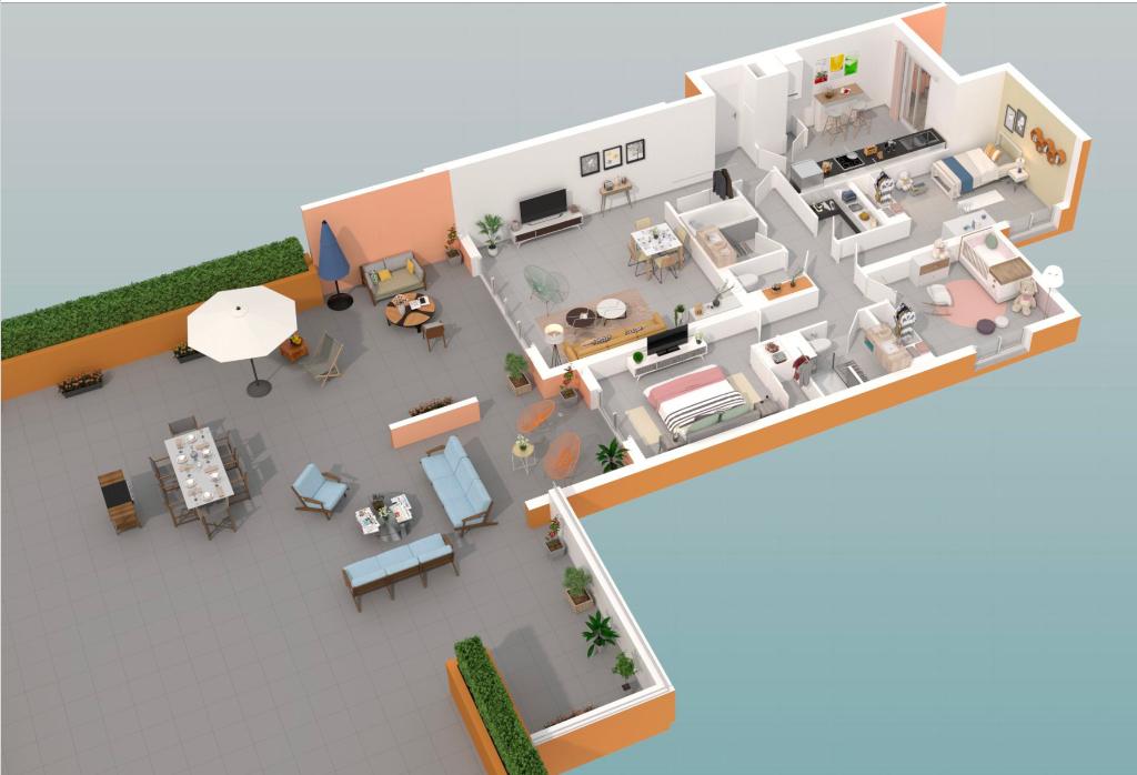 Appartement A Vendre Ajaccio